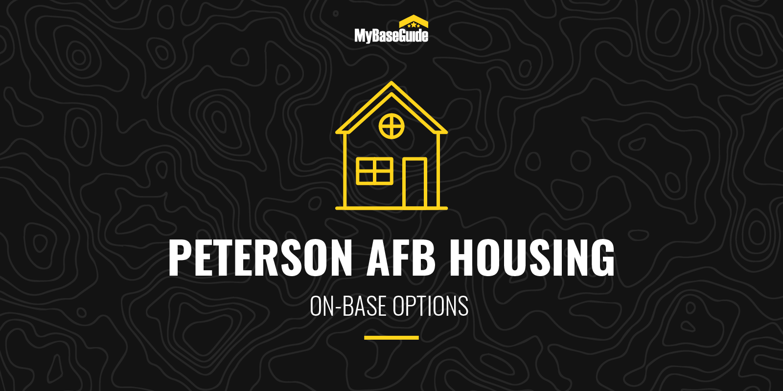 Peterson AFB Housing: On Base Options
