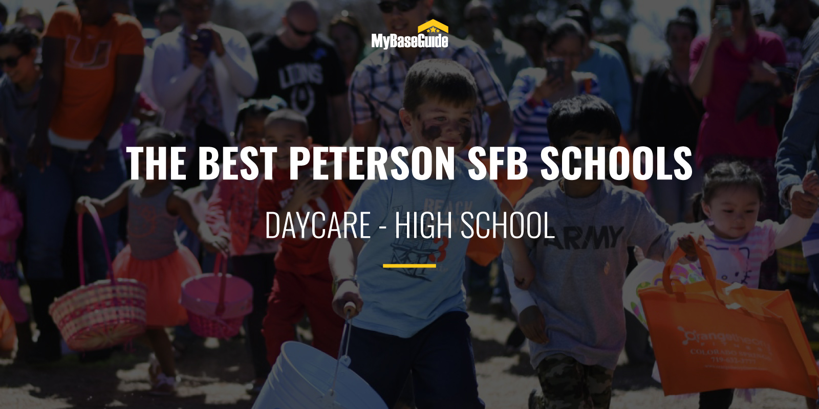 The Best Peterson AFB (Now Peterson Space Force Base) Schools