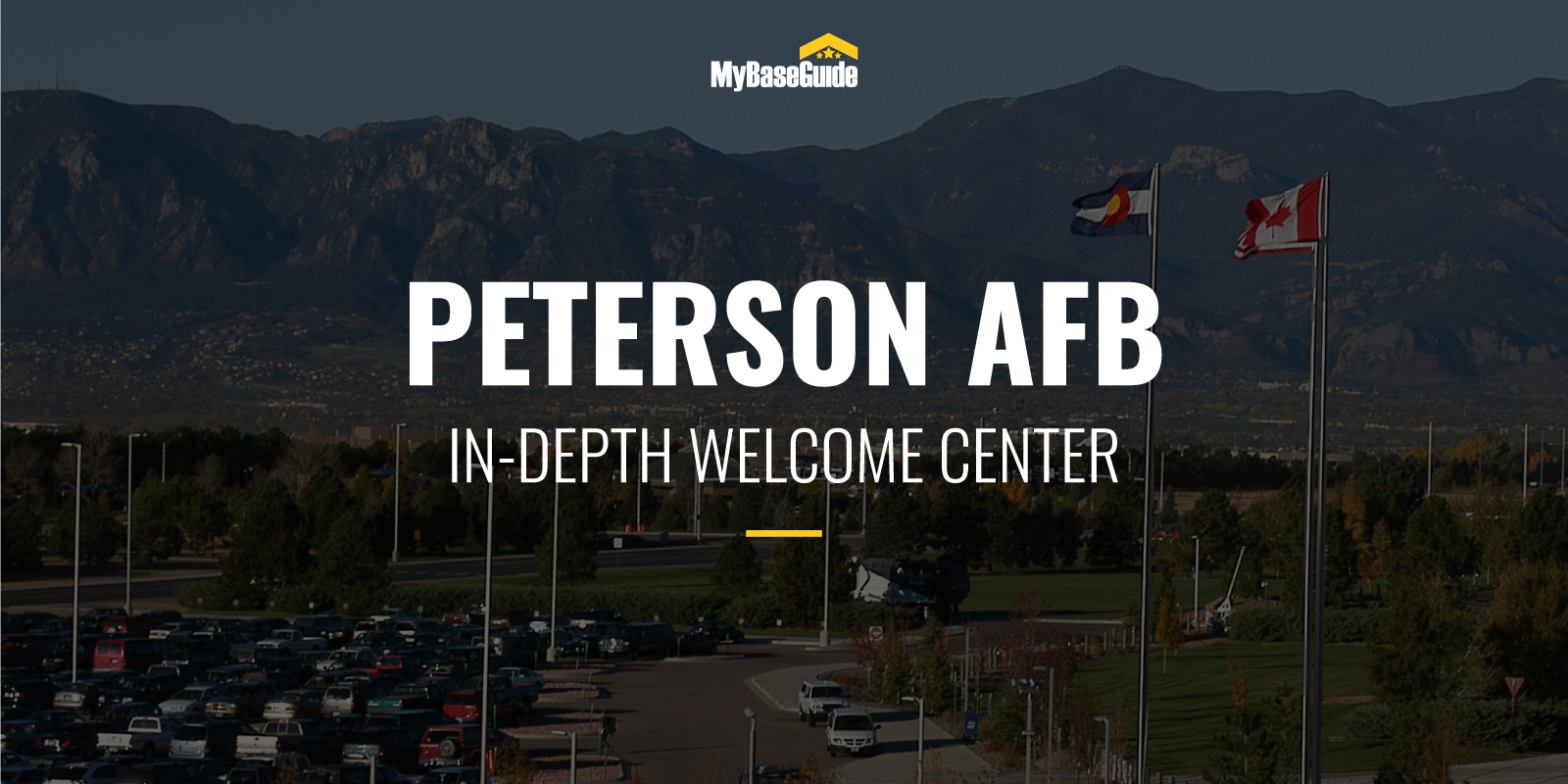 Peterson AFB: In-Depth Welcome Center