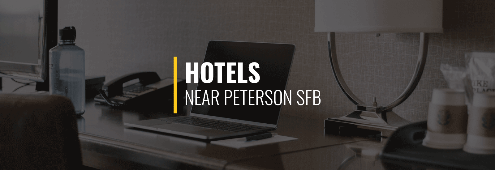 Hotels Near Peterson AFB (Now Peterson Space Force Base)
