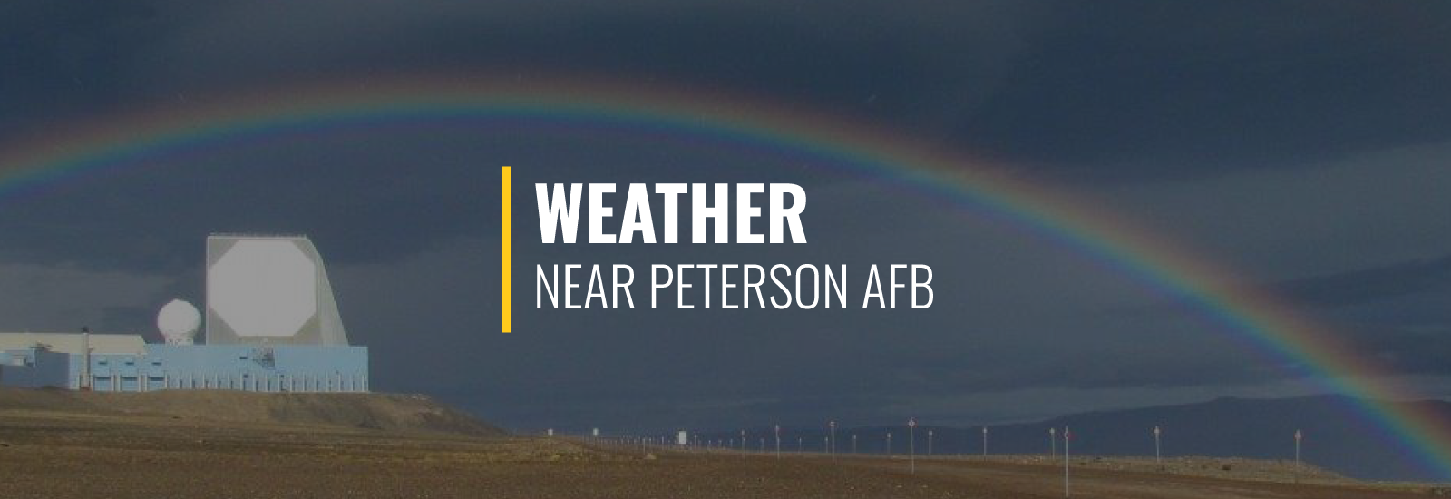 Peterson AFB Weather
