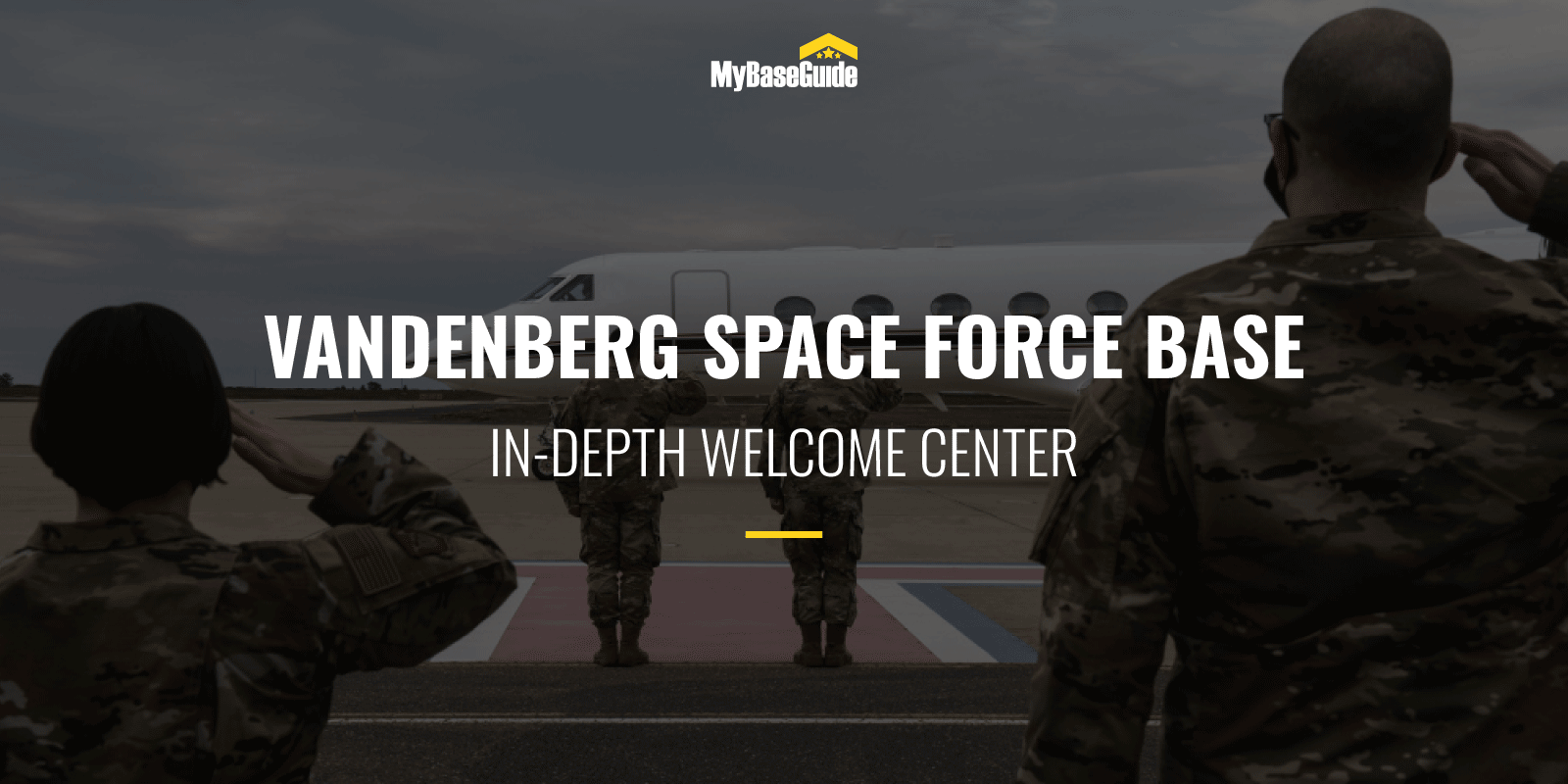 Vandenberg AFB Welcome Center (Now Vandenberg Space Force Base)