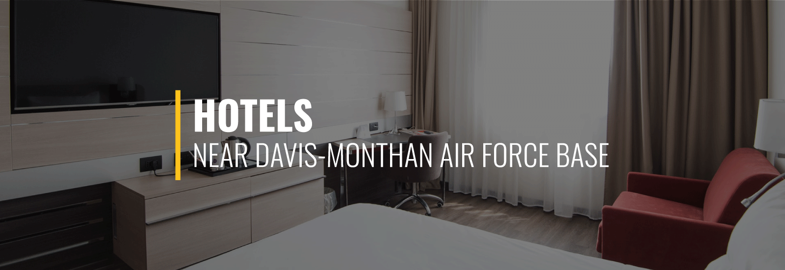 Hotels on Davis-Monthan AFB