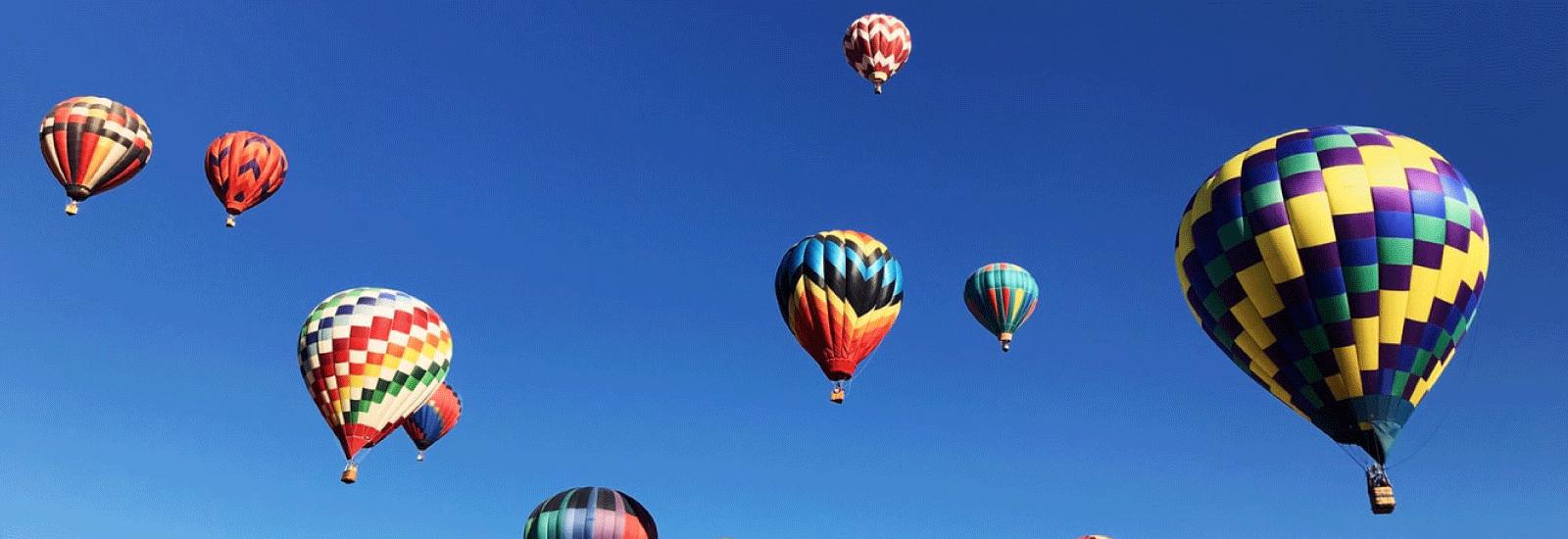 Rainbow Ryders Hot Air Balloon Co., Colorado Springs, CO