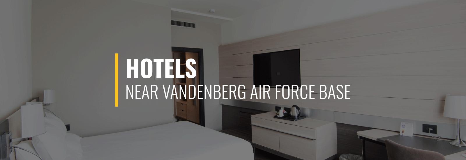 Vandenberg AFB Hotels