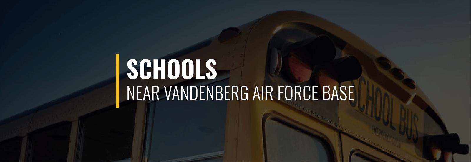 Vandenberg AFB Schools