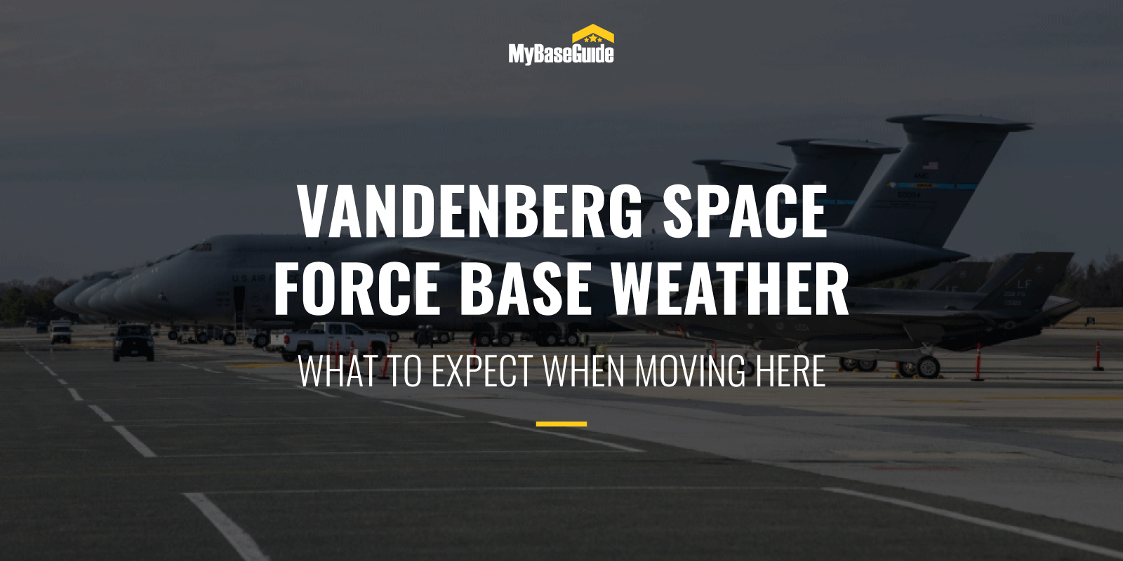 Vandenberg AFB Weather (Now Vandenberg Space Force Base)