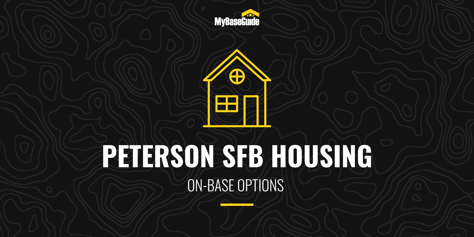 Peterson AFB On-Base Housing (Now Peterson Space Force Base)