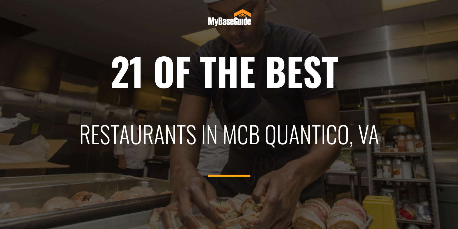 21 of the Best Restaurants in MCB Quantico, VA