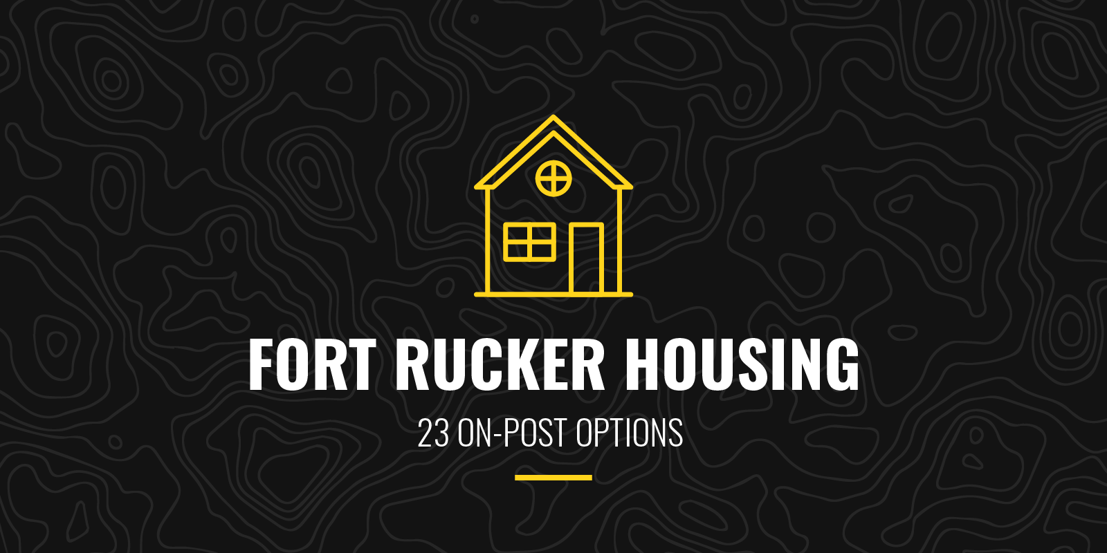 Fort Rucker Housing: 23 On Post Options