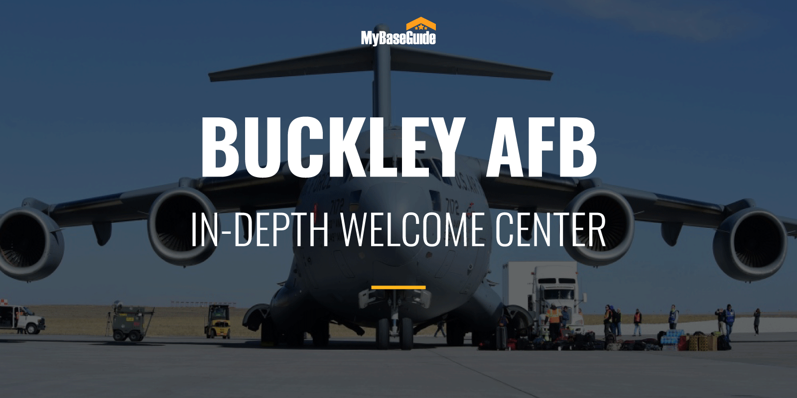 Buckley AFB Welcome Center