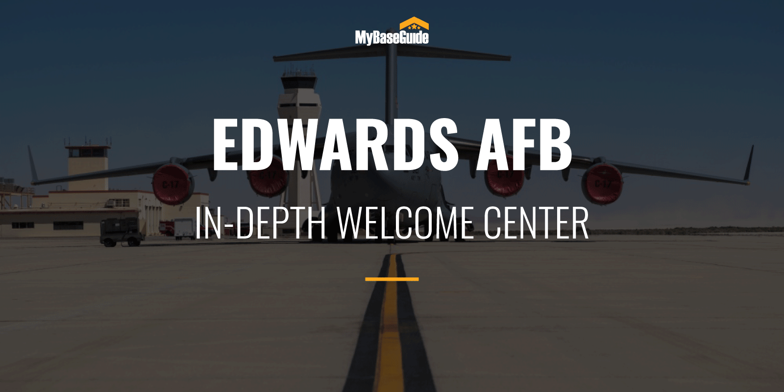 Edwards Air Force Base: In-Depth Welcome Center