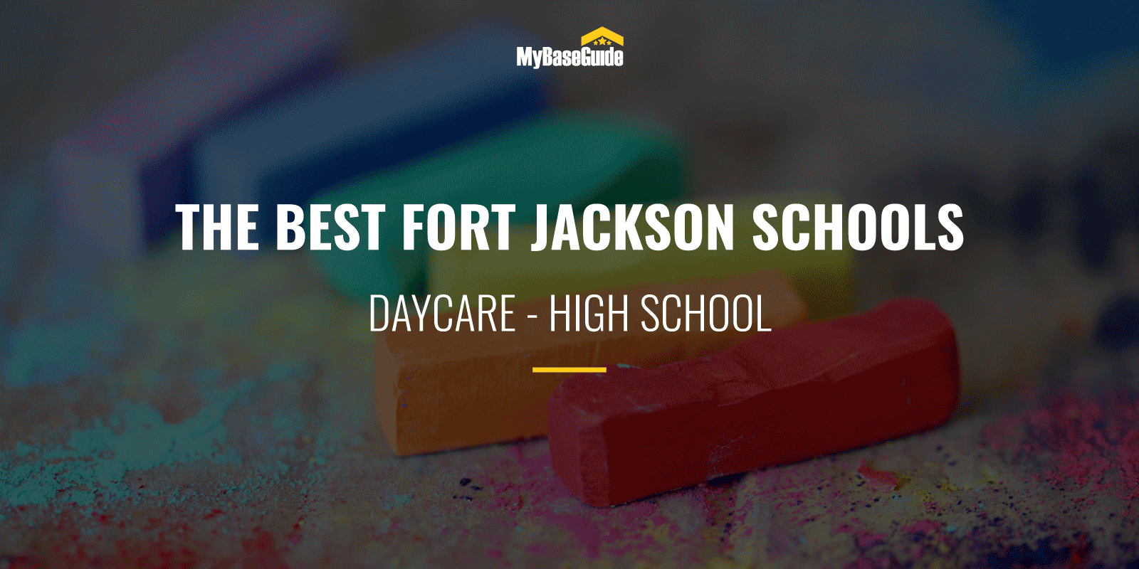 The Best Fort Jackson Schools: Daycare - High School