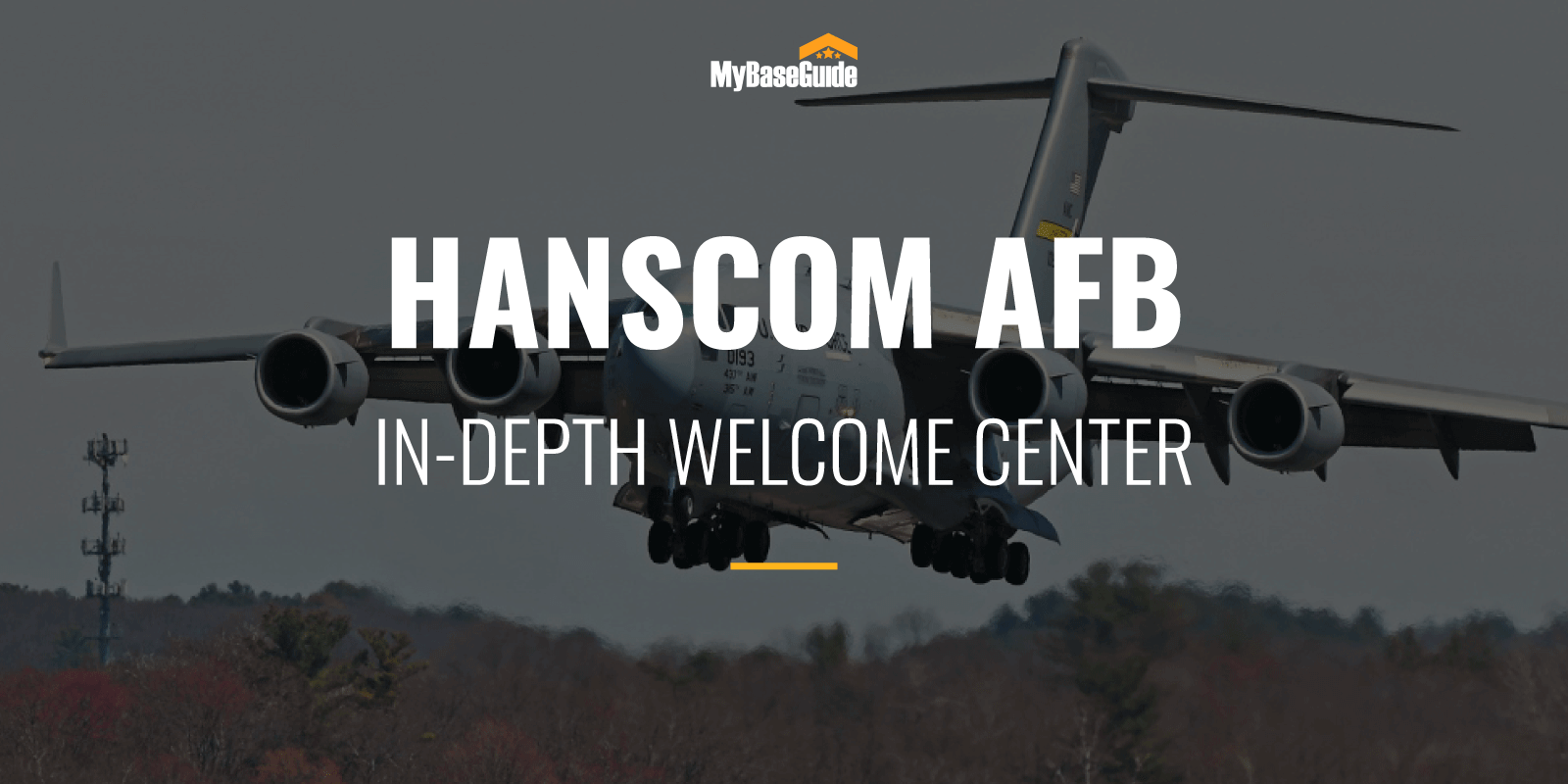Hanscom AFB Welcome Center