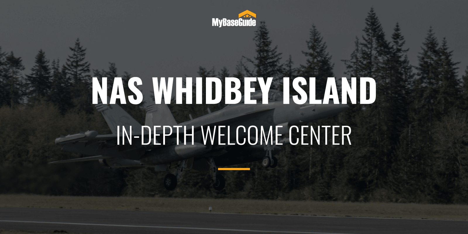 NAS Whidbey Island Welcome Center