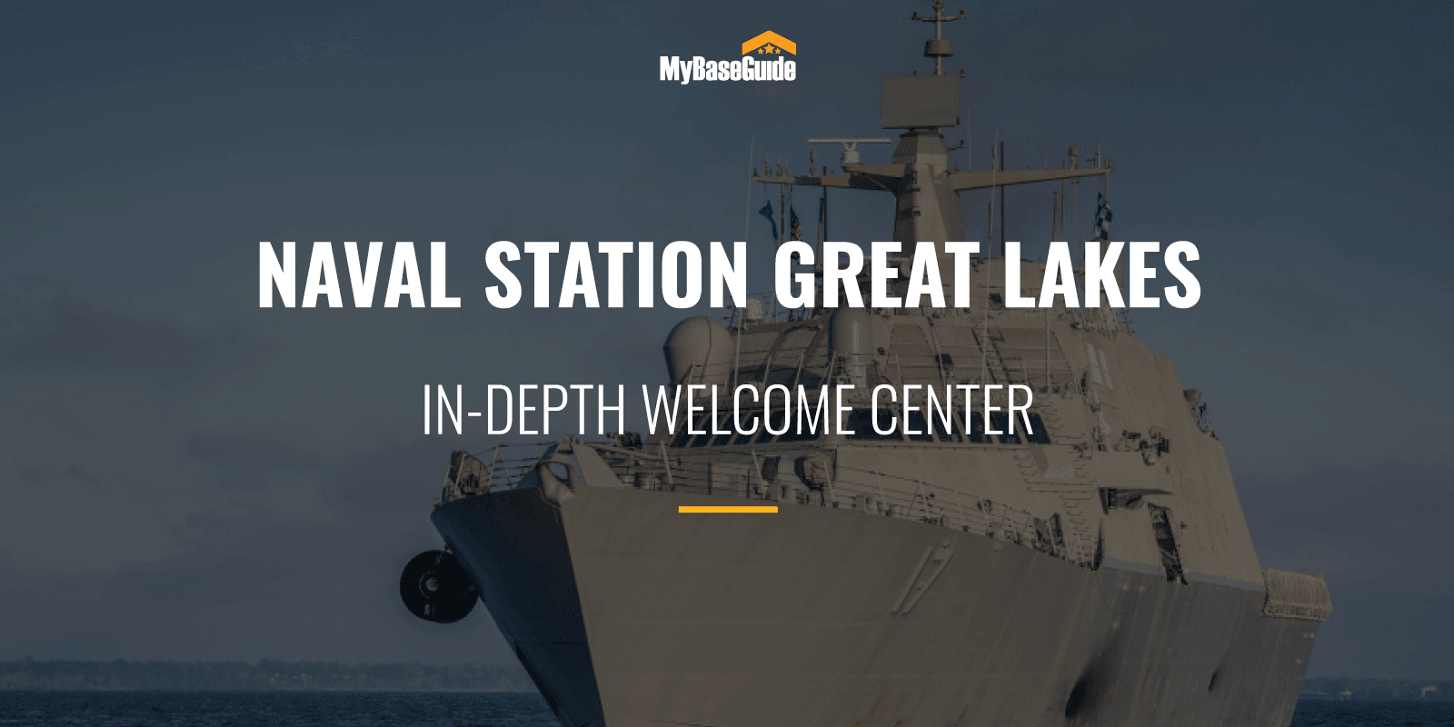 Naval Station Great Lakes: In-Depth Welcome Center