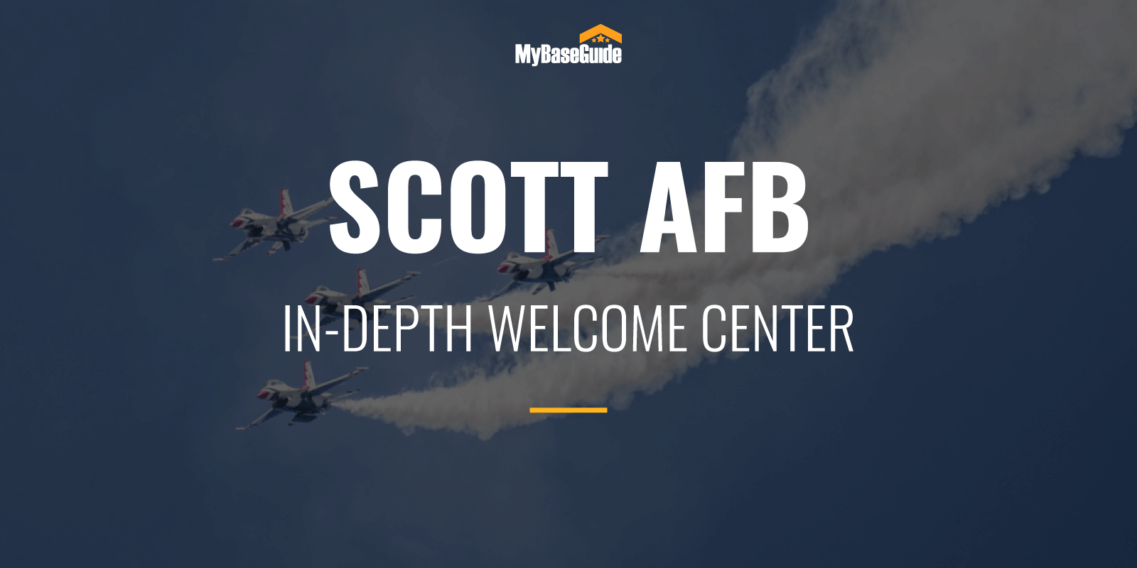 Scott AFB In-Depth Welcome Center
