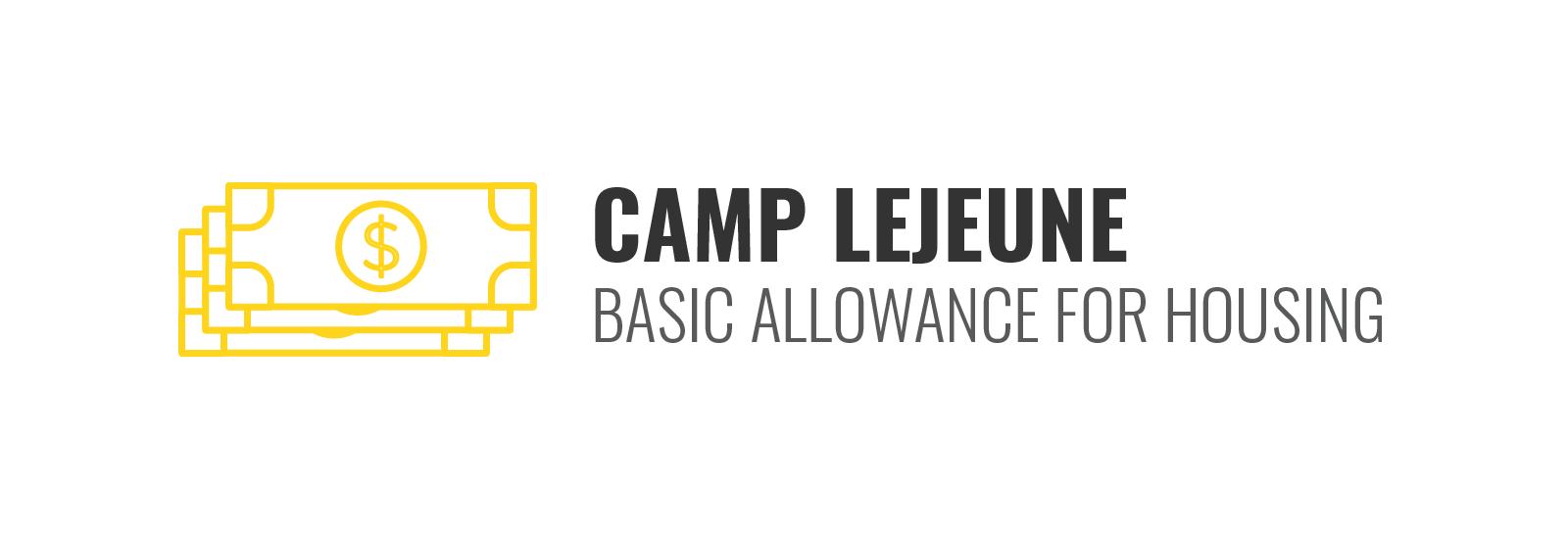 Camp Lejeune BAH