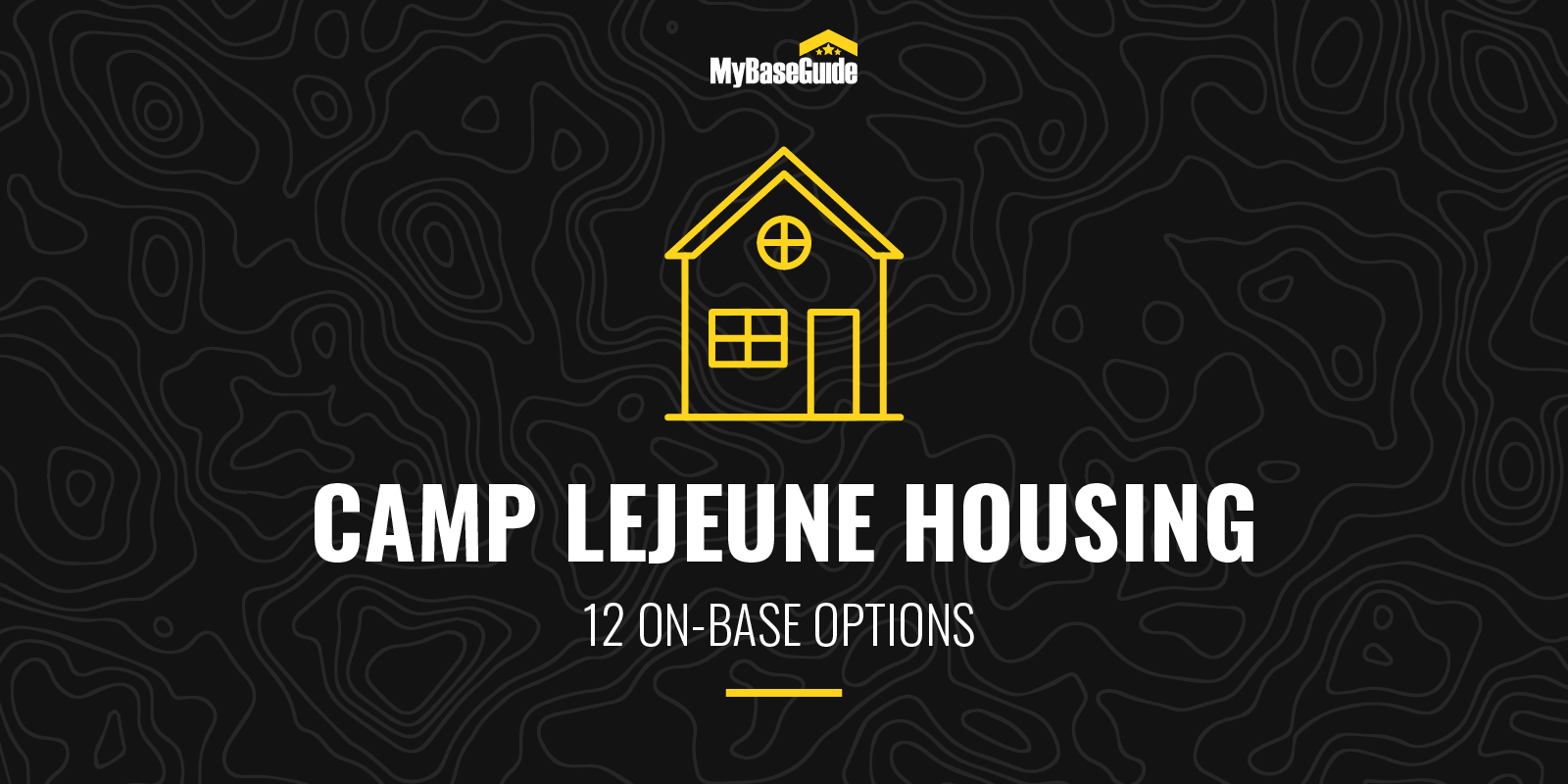 Camp Lejeune Housing