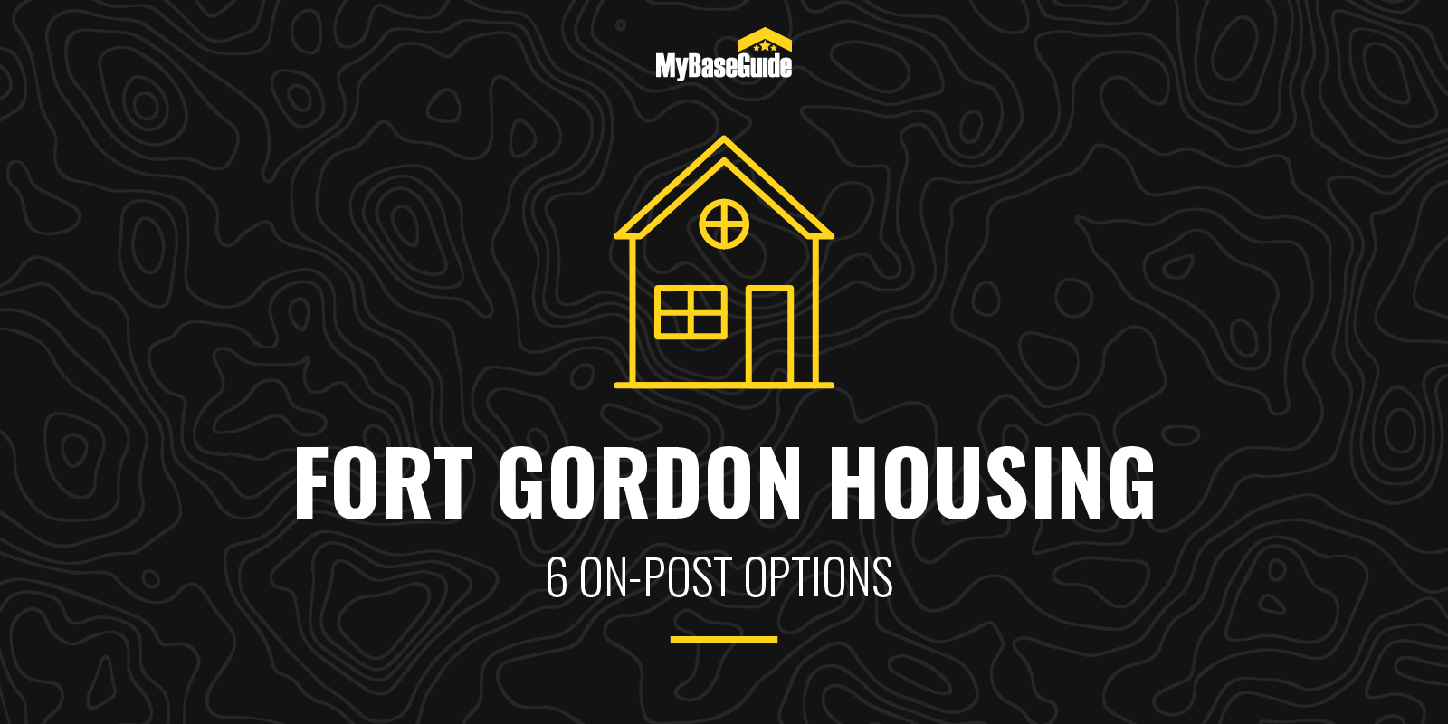 Fort Gordon Housing Options