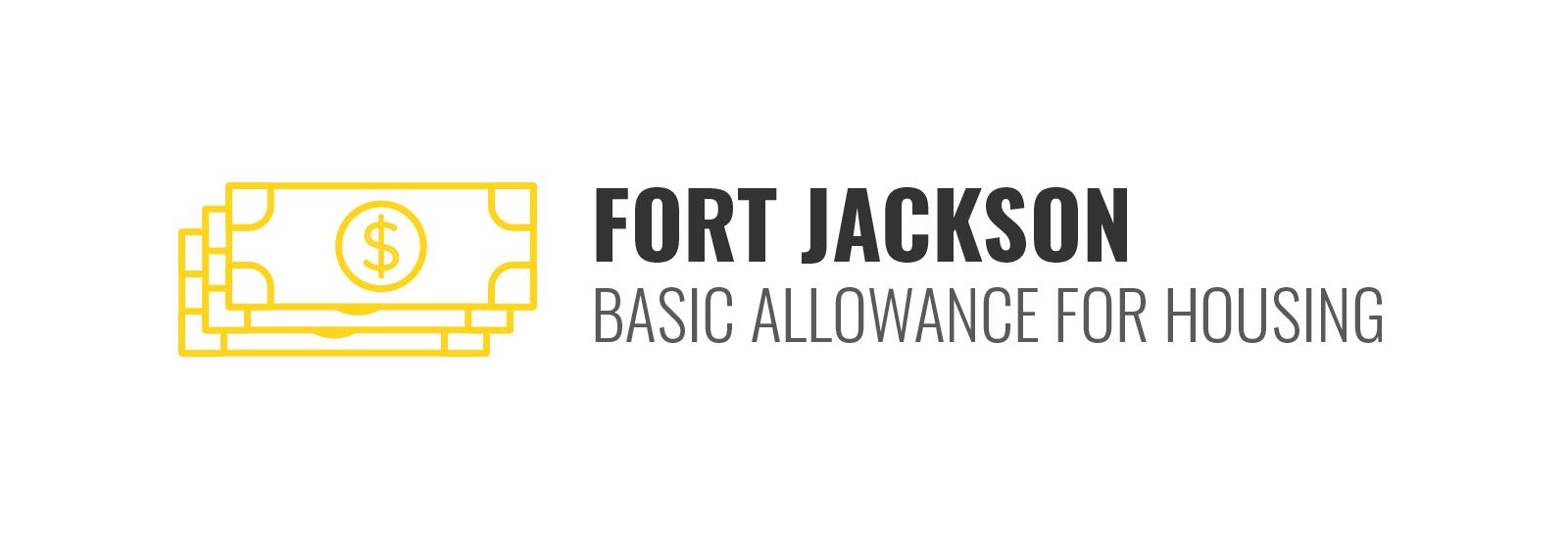 Fort Jackson BAH