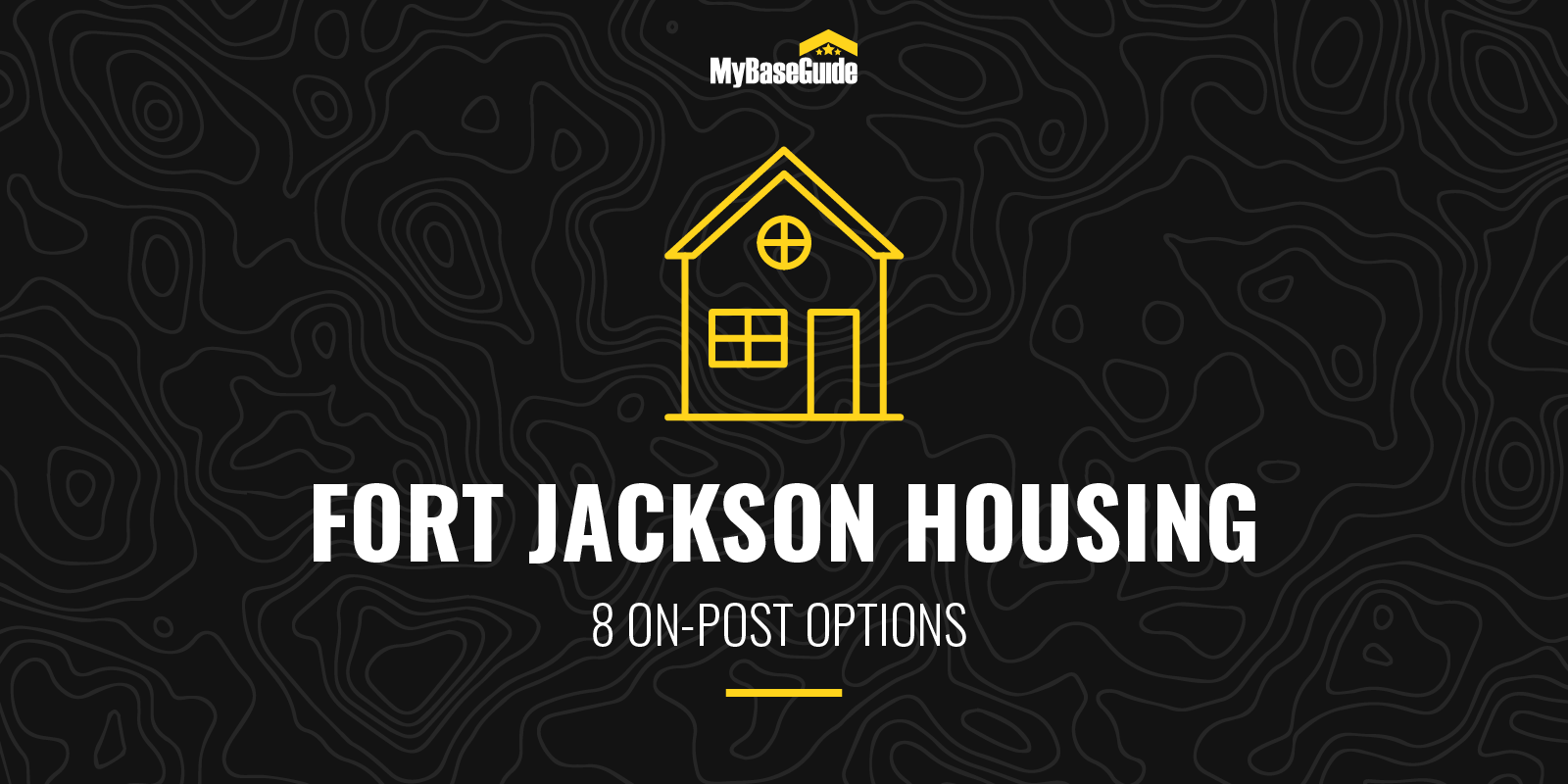 Fort Jackson Housing: 8 On Post Options