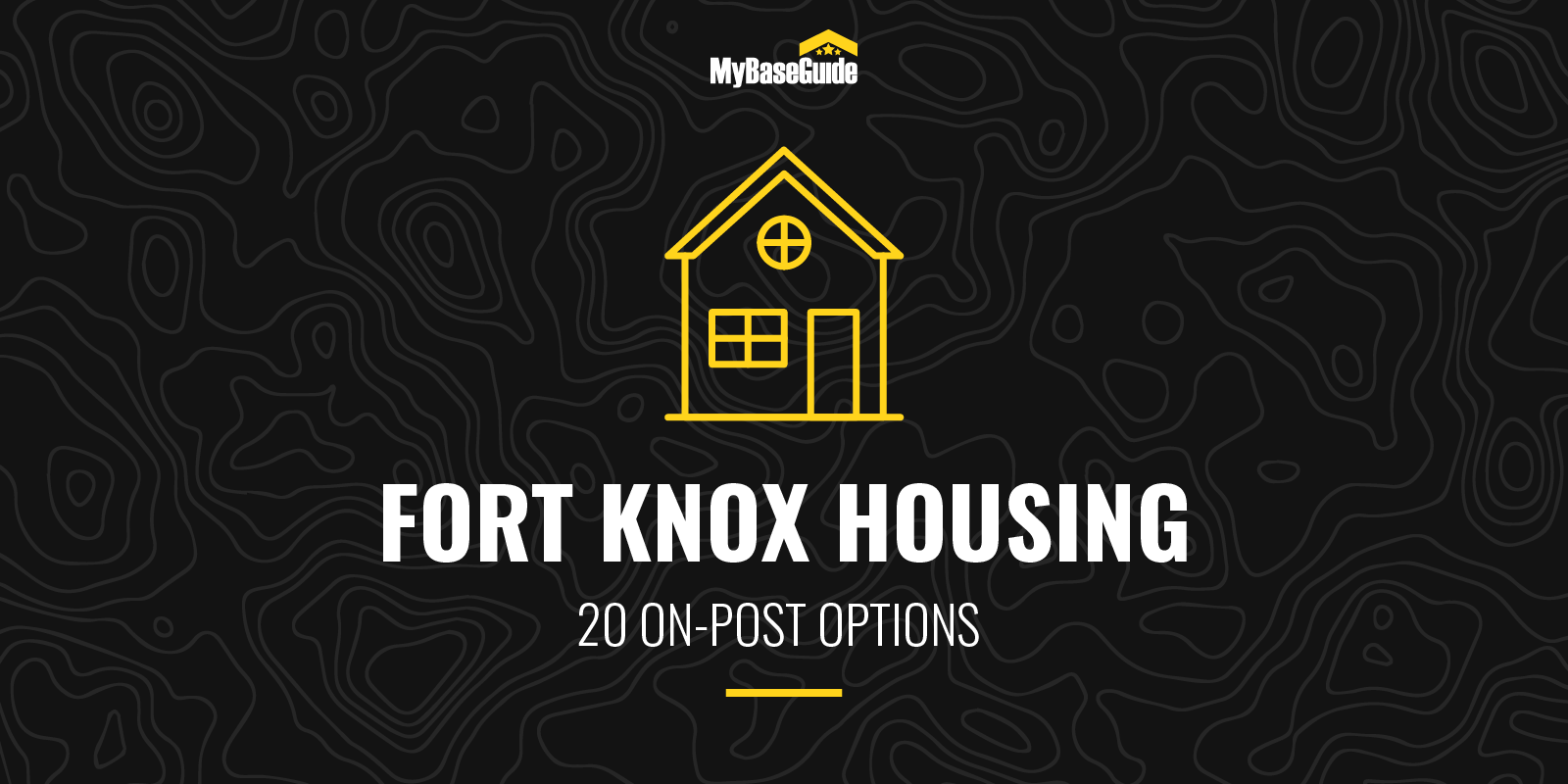 Fort Knox Housing Options