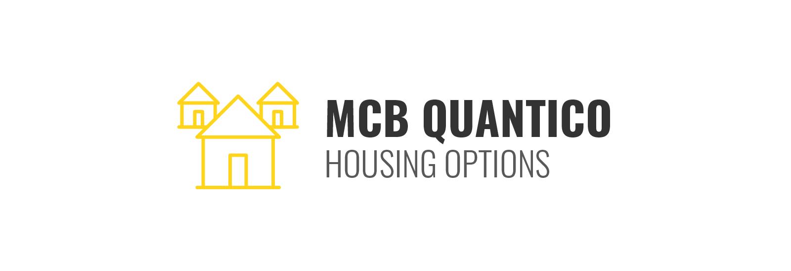 MCB Quantico Housing Options
