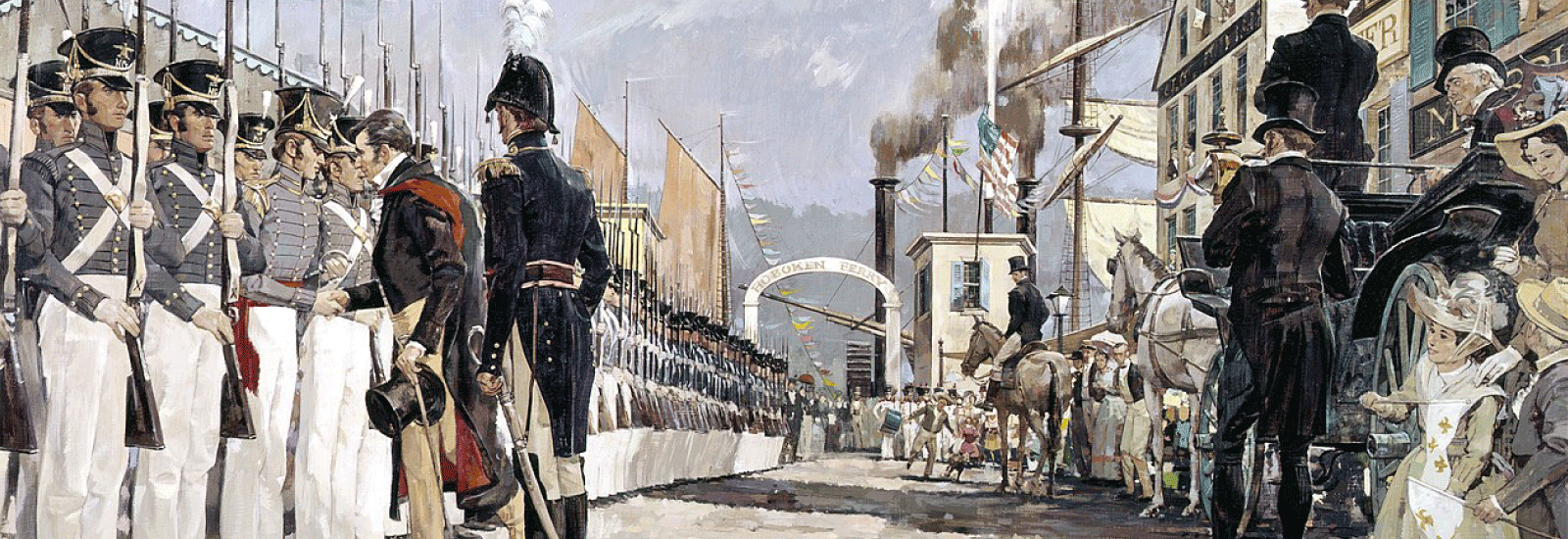 The National Guard in Early America