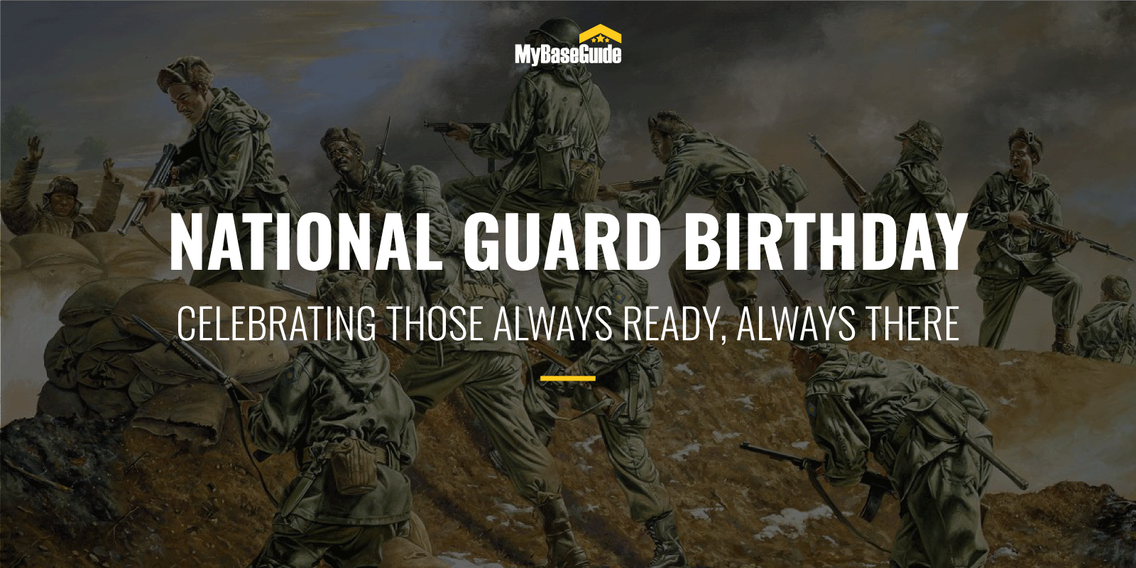 National Guard Birthday: Celebrating Those Always Ready, Always There