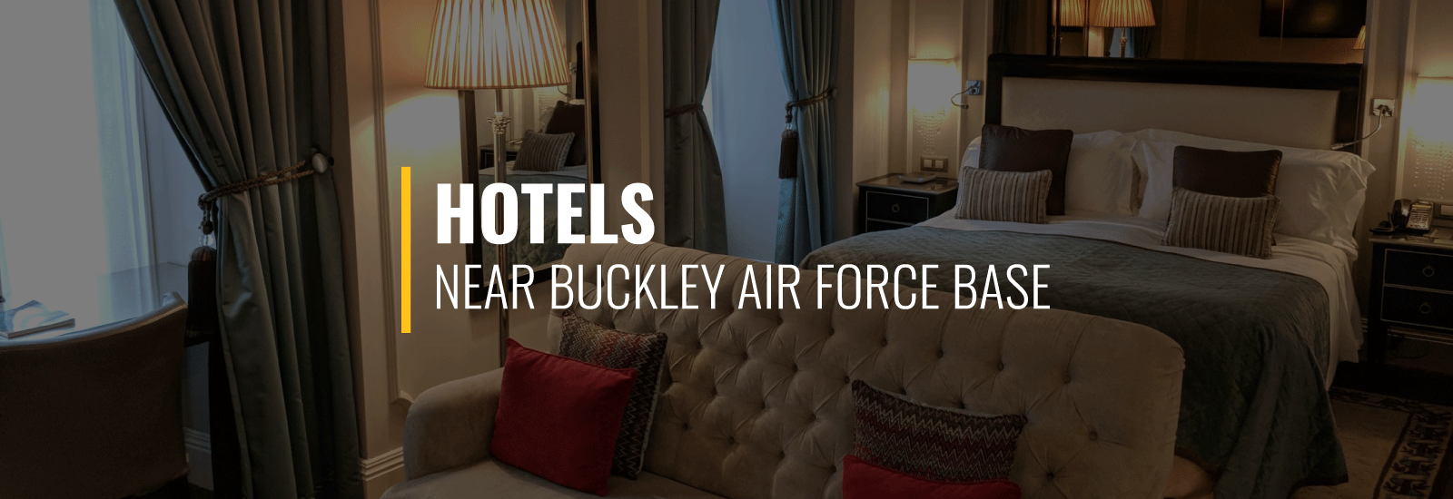 Hotels Near Buckley AFB