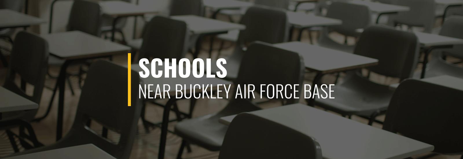 Buckley AFB Schools