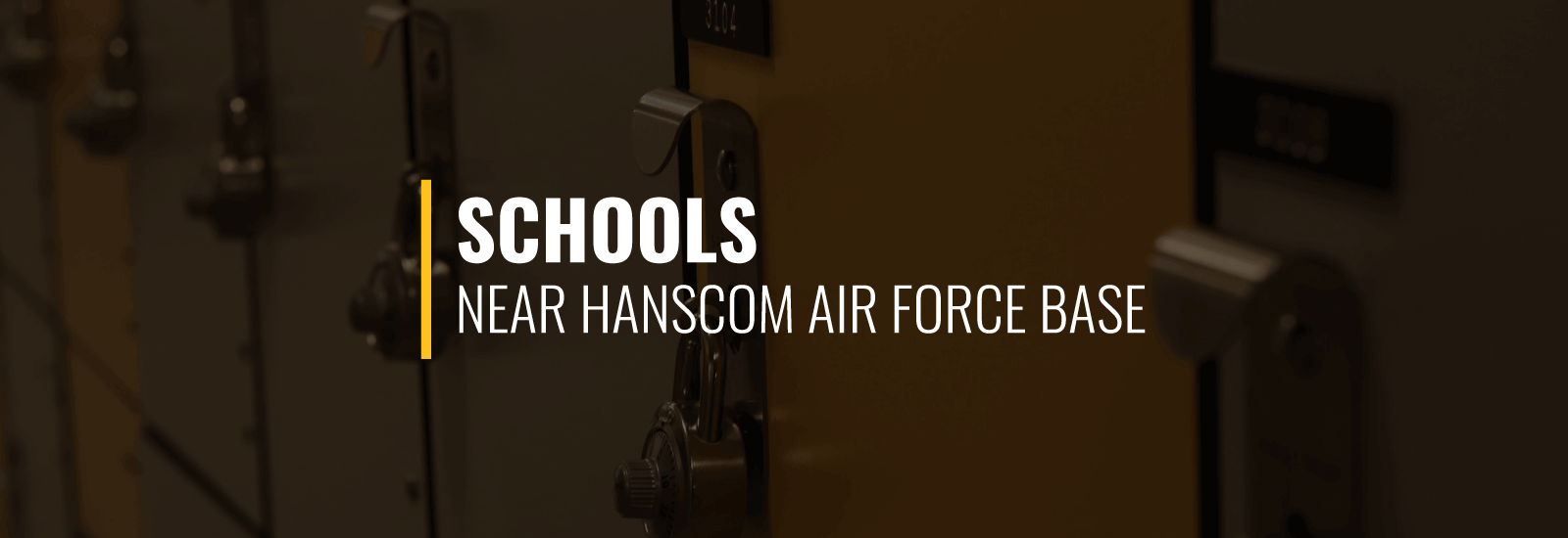 Hanscom AFB Schools