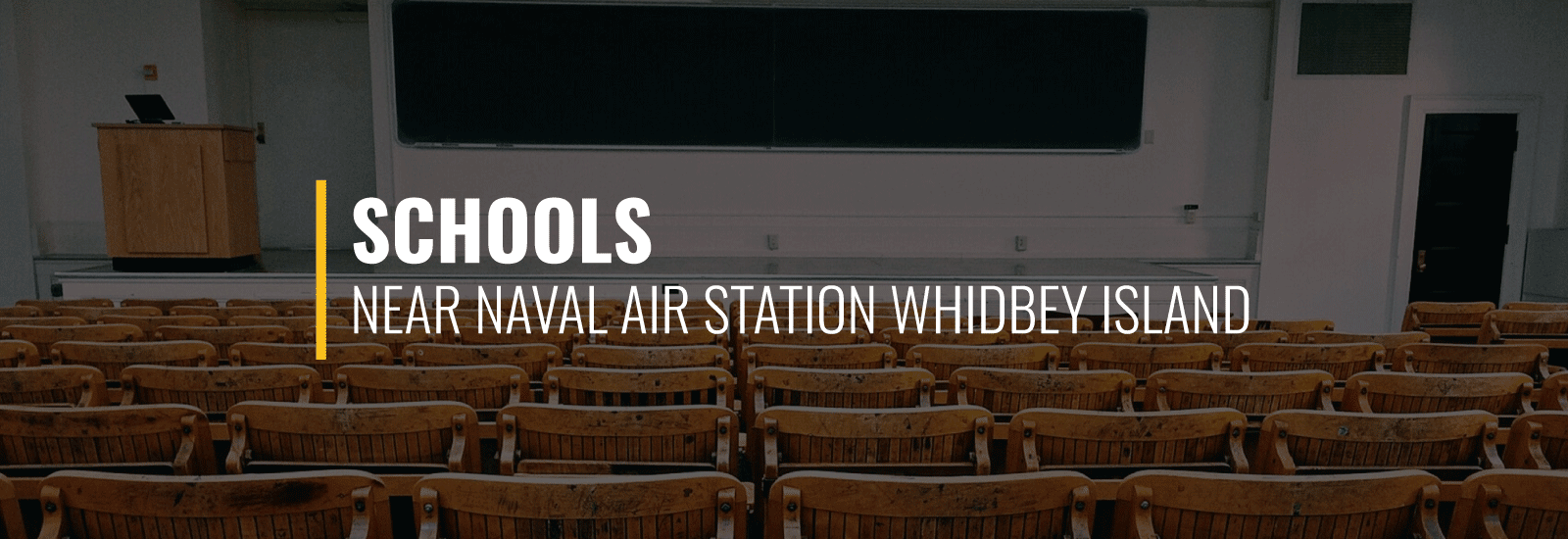 NAS Whidbey Schools