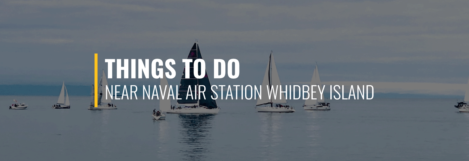 NAS Whidbey Things To Do