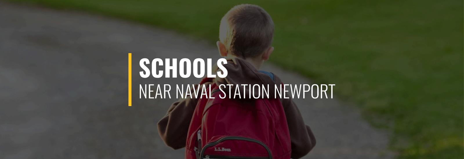 Naval Station Newport Schools