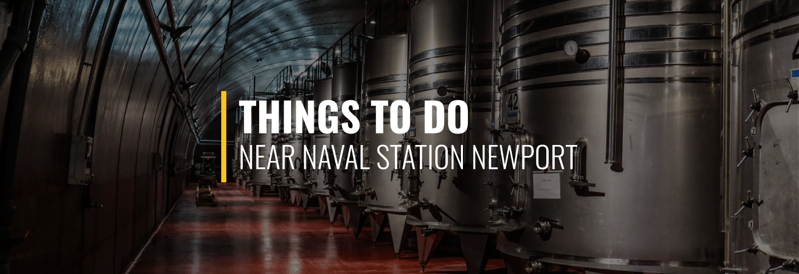 naval Station Newport Things to Do