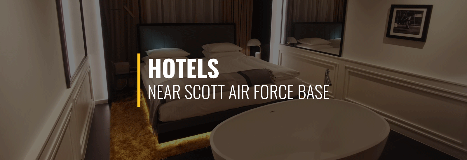 Scott AFB Hotels
