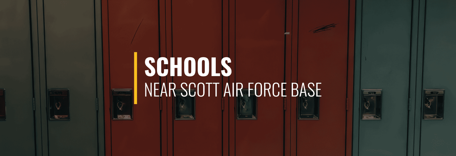 Schools Near Scott AFB