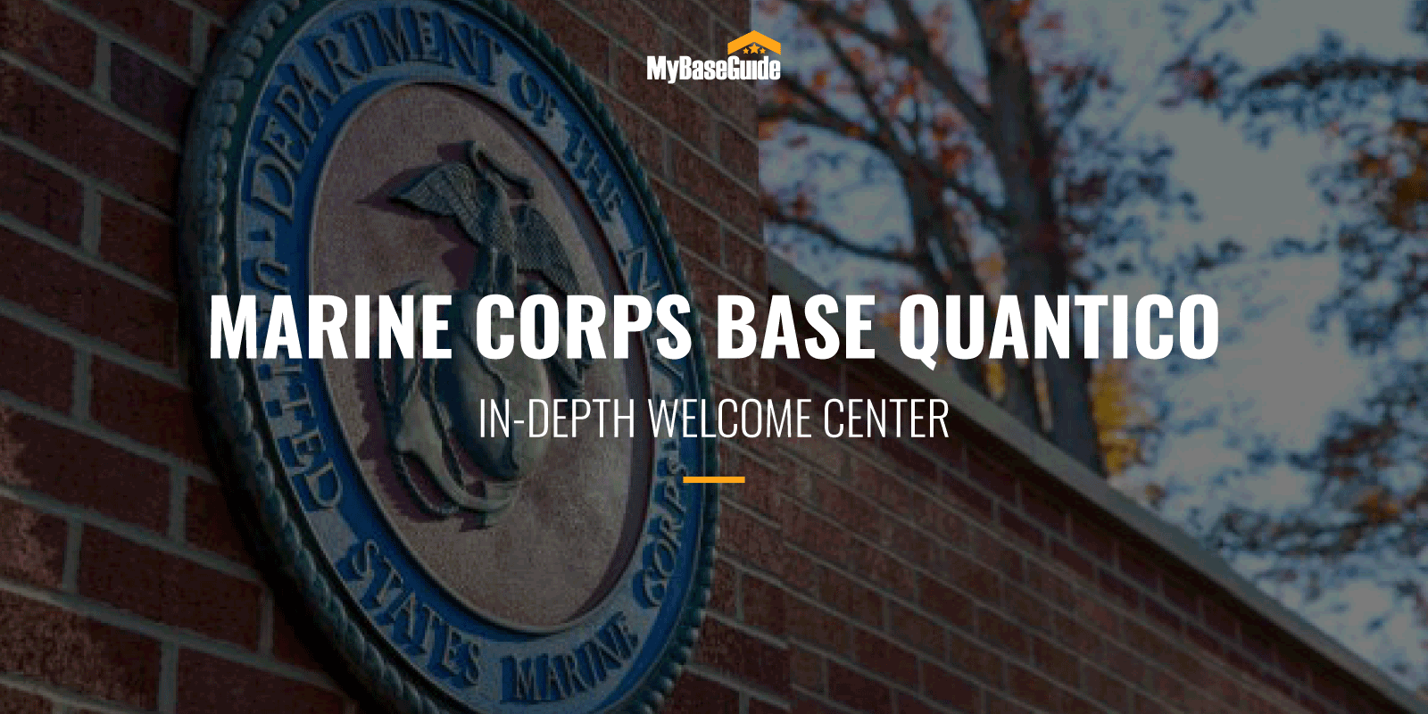 MCB Quantico: In-Depth Welcome Center