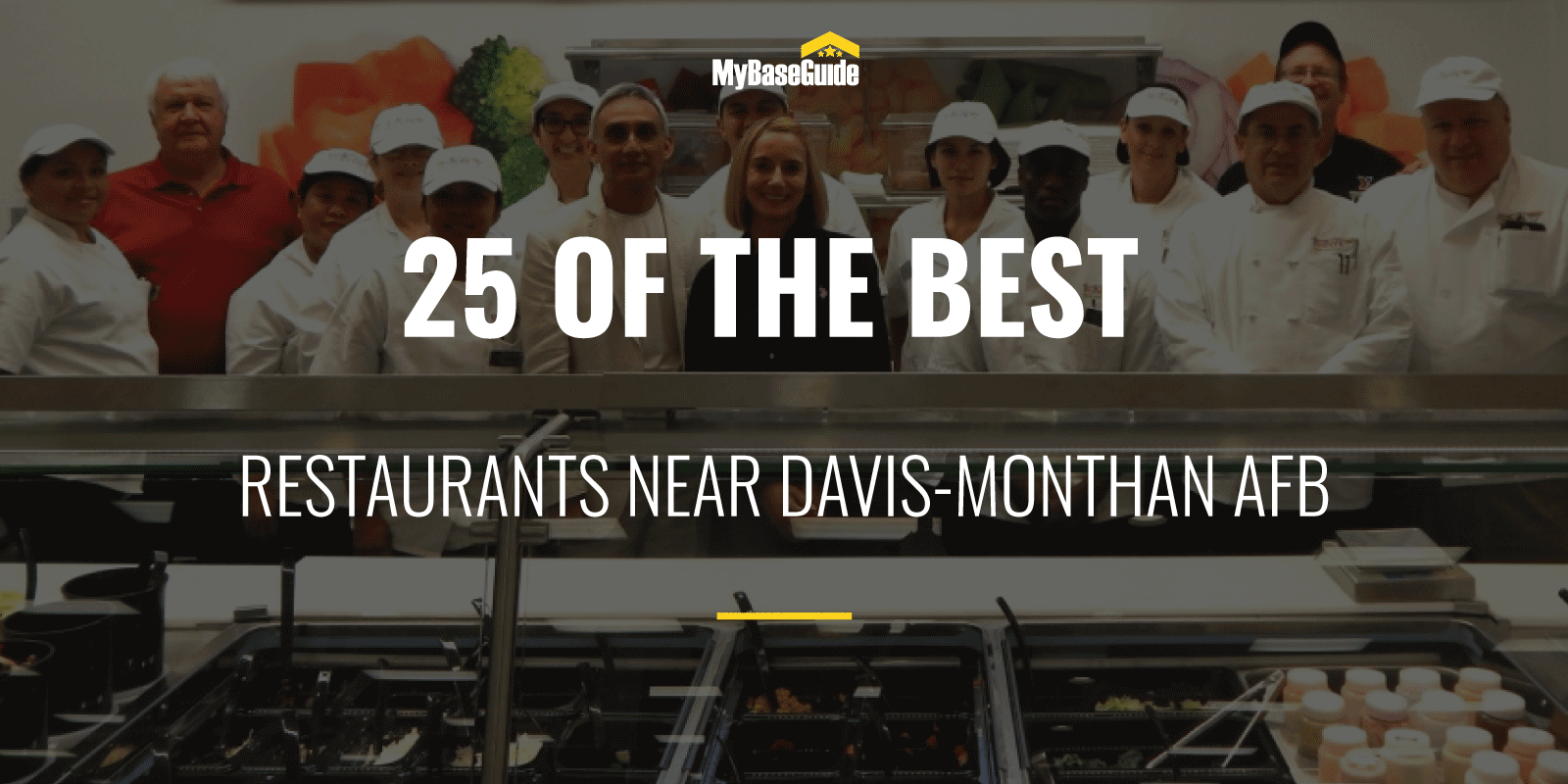 25 of the Best Restaurants Near Davis-Monthan AFB