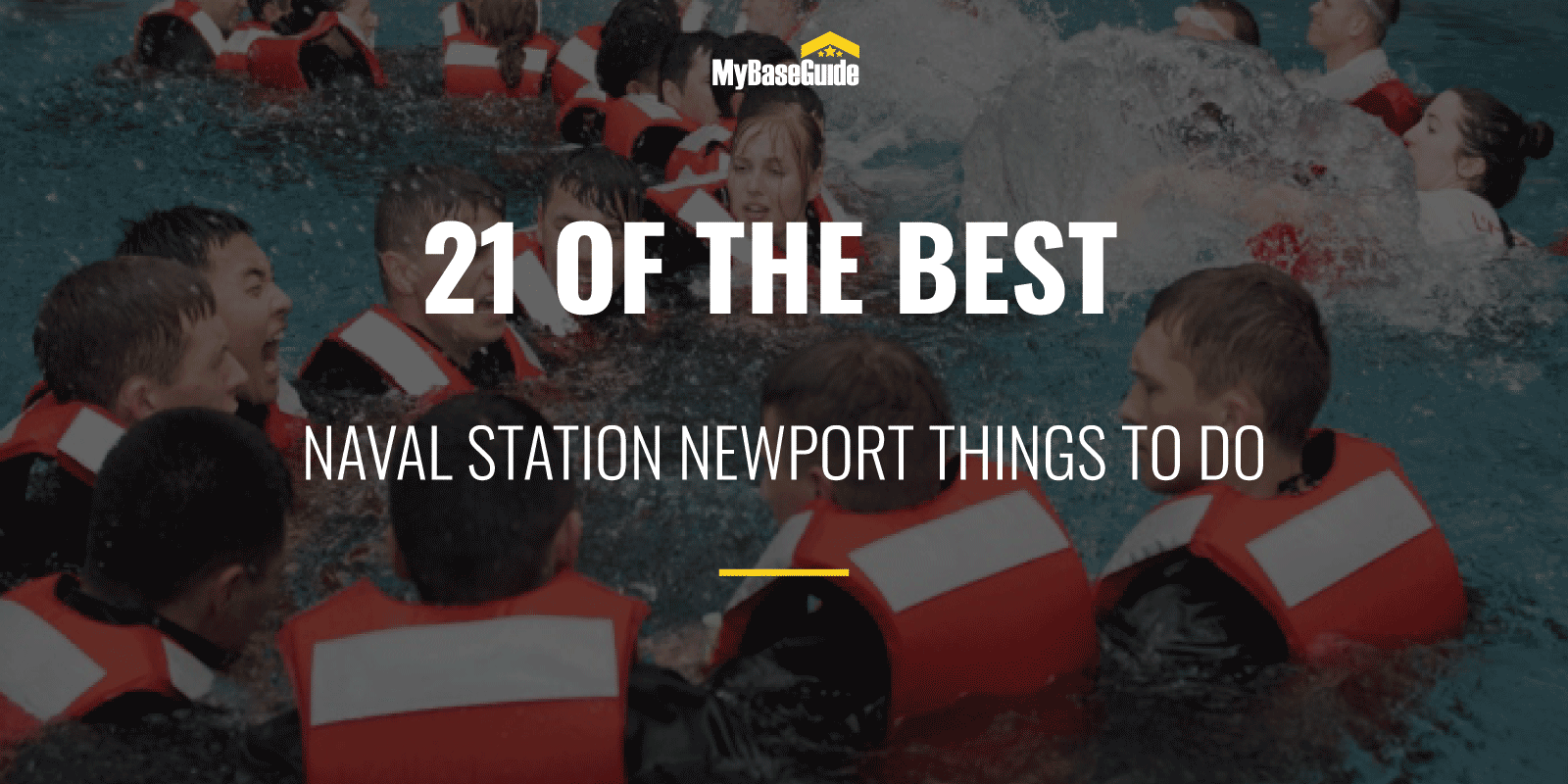 21 Of the Best Naval Station Newport Things to Do