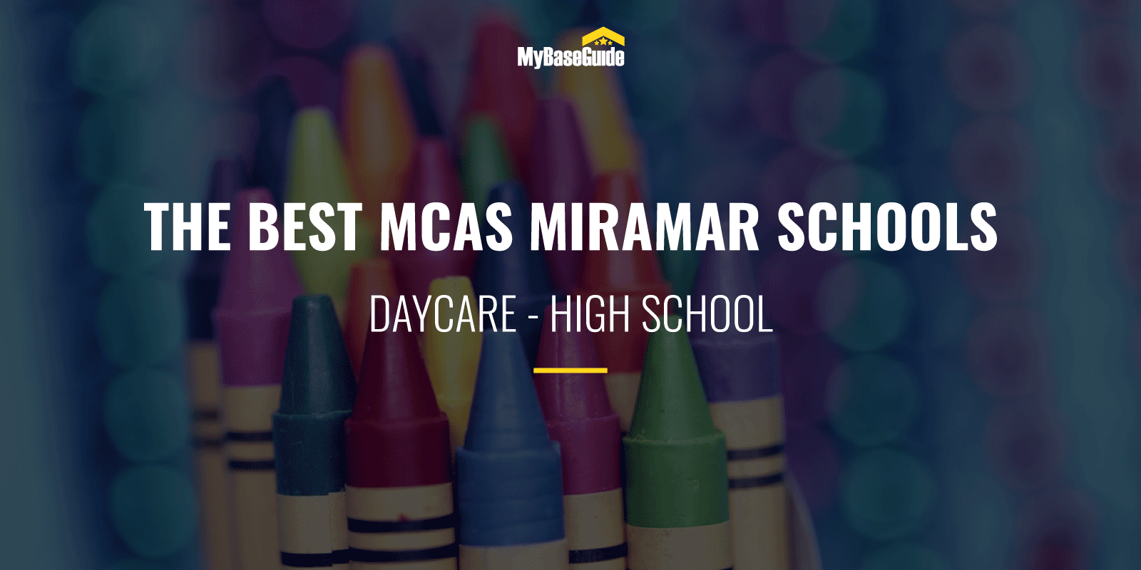 The Best MCAS Miramar Schools: Daycare - High School