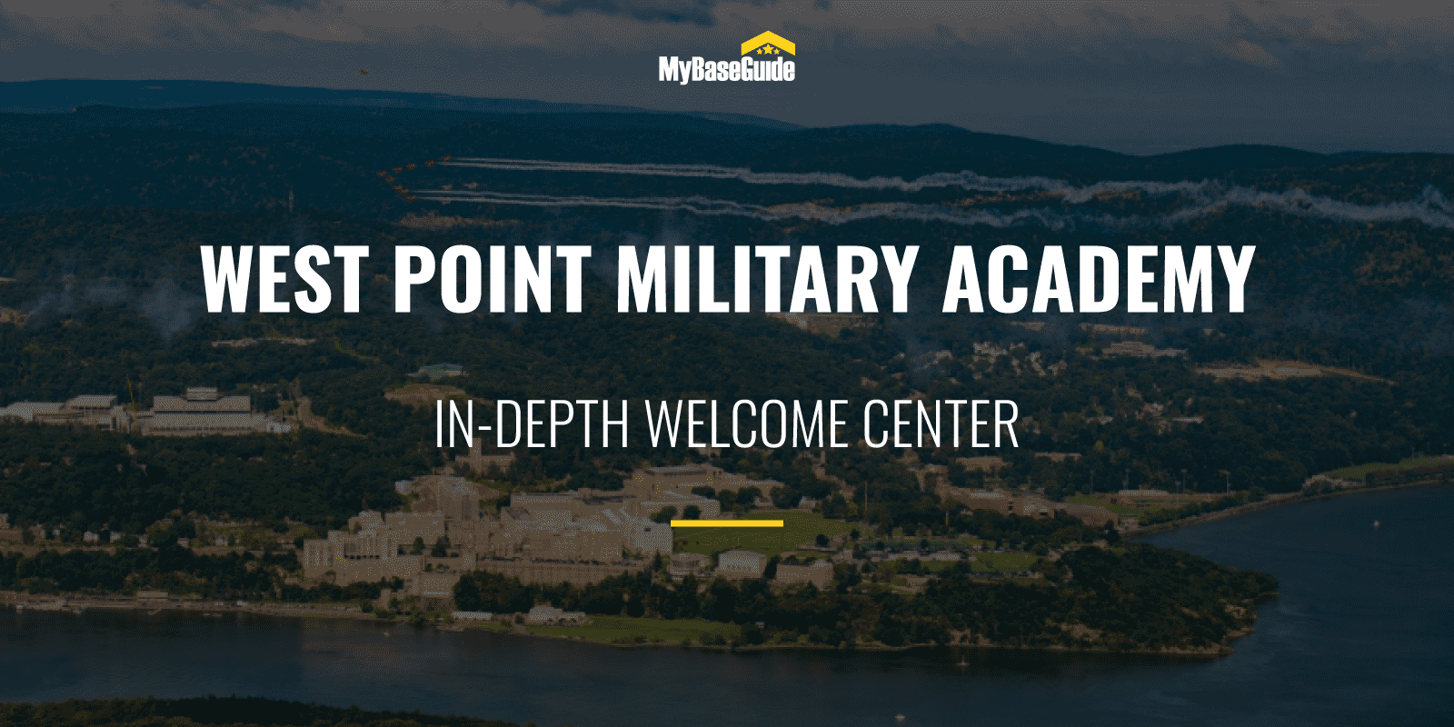 West Point Military Academy: In-Depth Welcome Center
