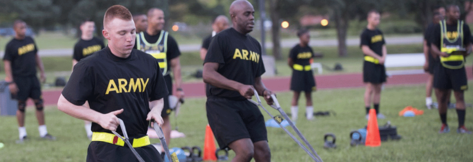 Army Fitness Requirements
