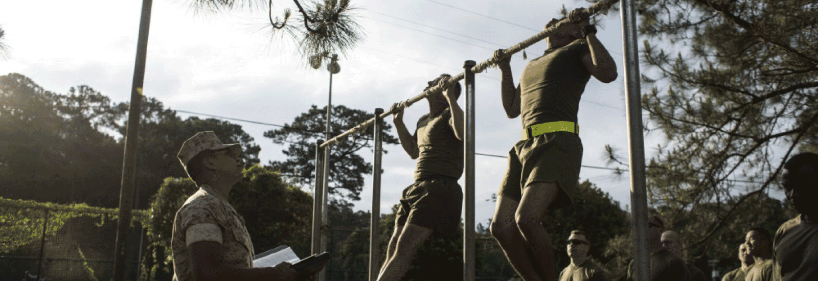 Marine Fitness Requirements