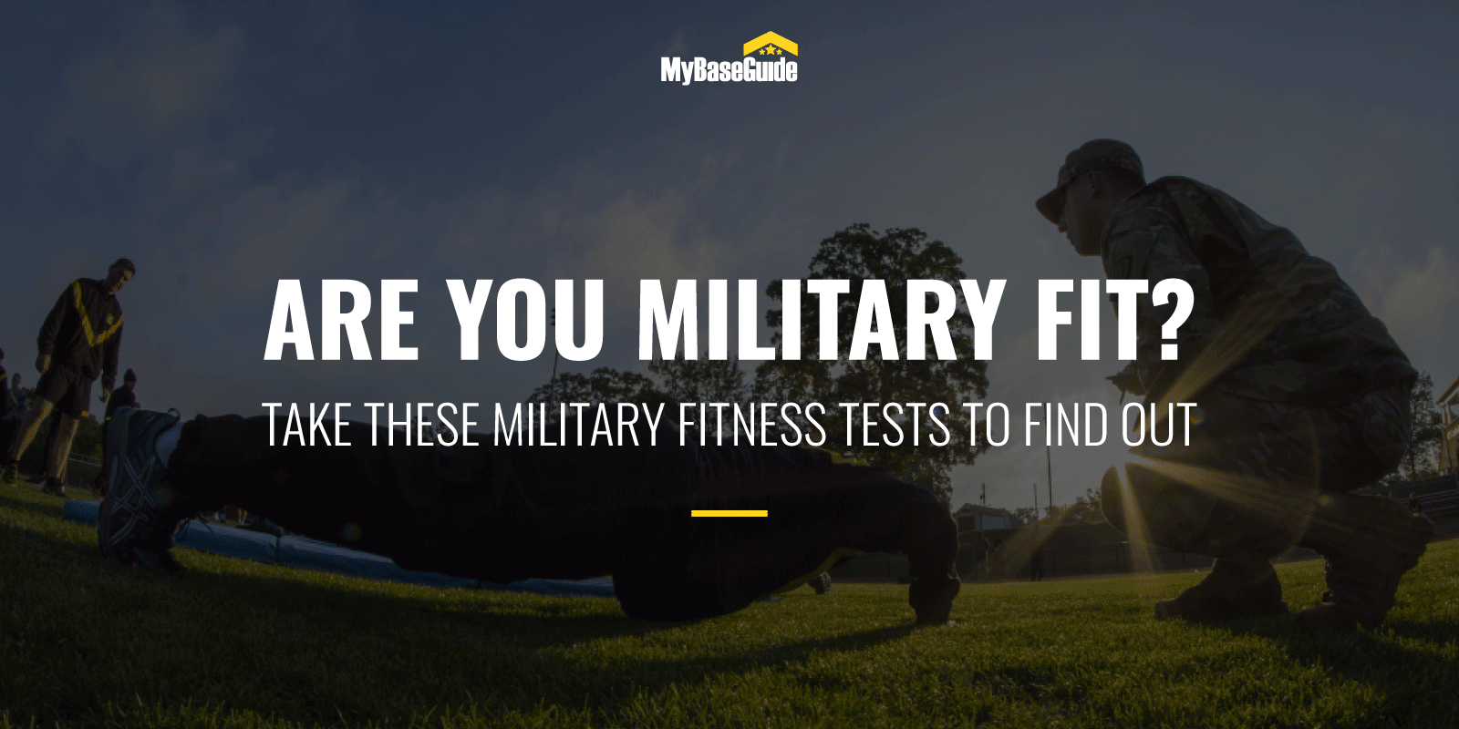 Are You Military Fit? Take These Military Fitness Tests to Find Out!