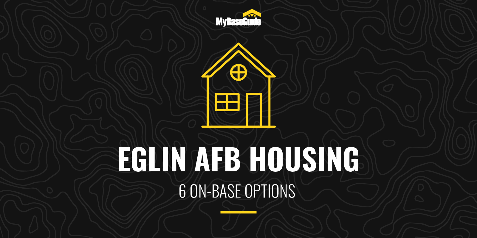 Eglin AFB Housing: 6 On-Base Options