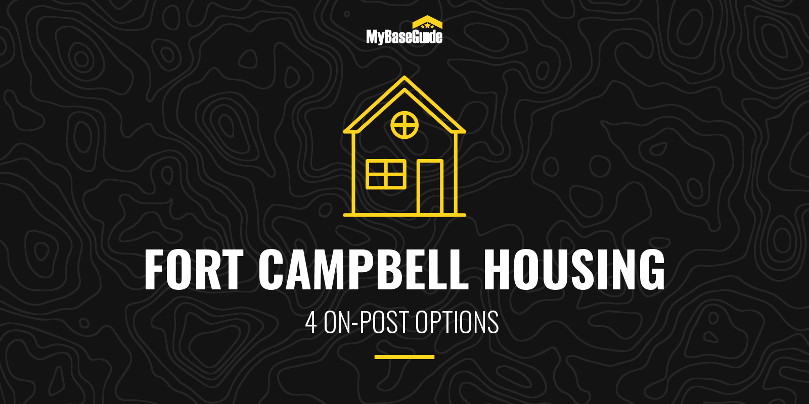 Fort Campbell Housing: 4 On Post Options