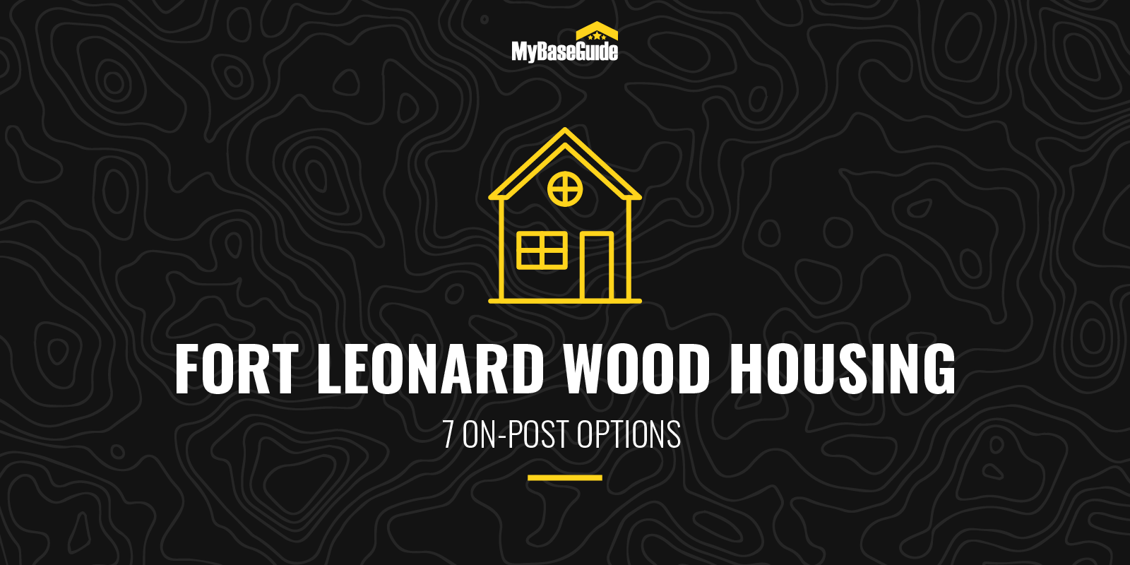 Fort Leonard Wood Housing: 7 On Post Options